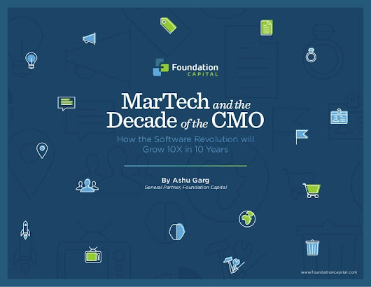 MarTech and the Decade of the CMO