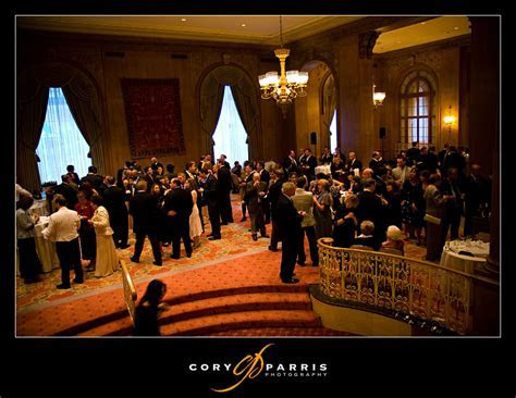 Fairmont Olympic Hotel in Seattle   Seattle Wedding