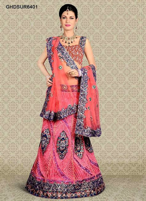 Indian Bridal Lehenga Collection 2013   Bridesmaid Lehenga