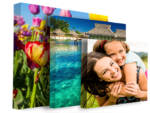 #Giveaway Preserving memories with Canvas on the Cheap - Mommy Katie