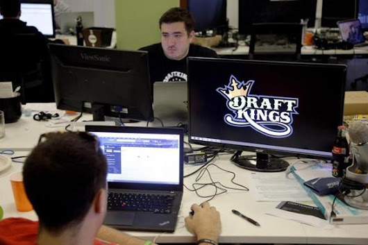 FBI said to be investigating DraftKings - The Boston Globe