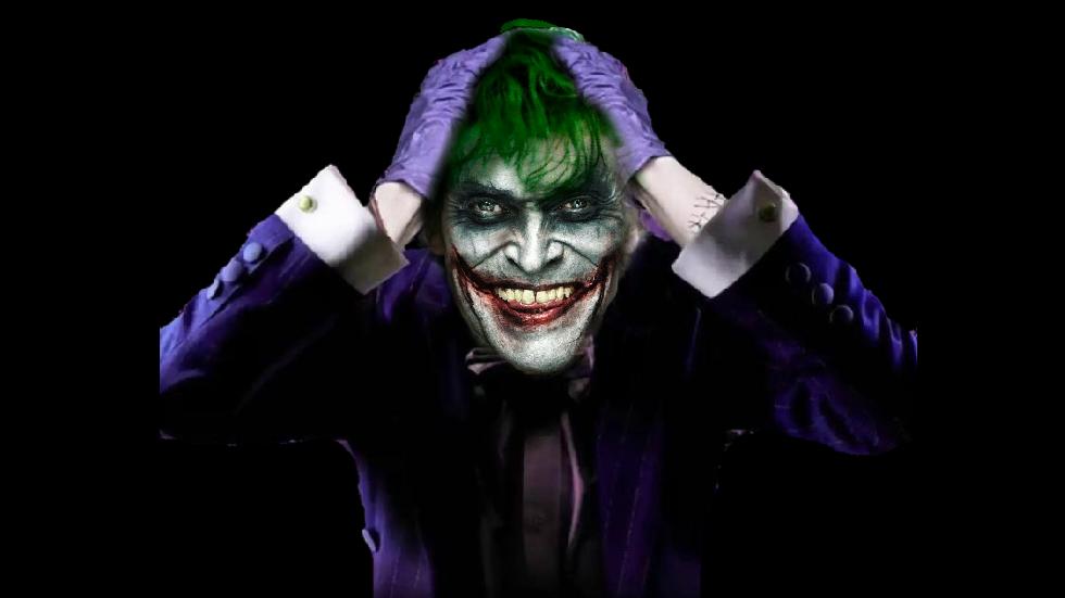 Paling Populer 11+ Gambar Animasi Joker Keren Hitam Putih ...