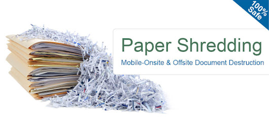 Paper Recycling & Document Destruction/Paper Shredding Aliso Viejo, CA | The Paper Depot