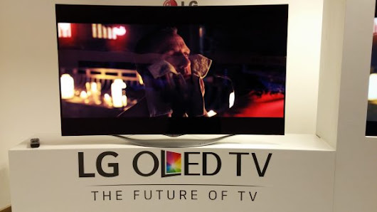 LG OLED - The future of TV