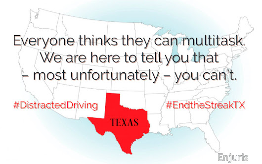 Distracted Driving Accidents in Texas