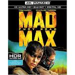 Mad Max: Fury Road [4K UHD] [Blu-ray]