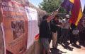 Homenaje a los republicanos fusilados en Colmenar Viejo