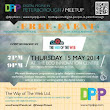 DPiP Event: Thursday May 15, 2014 -