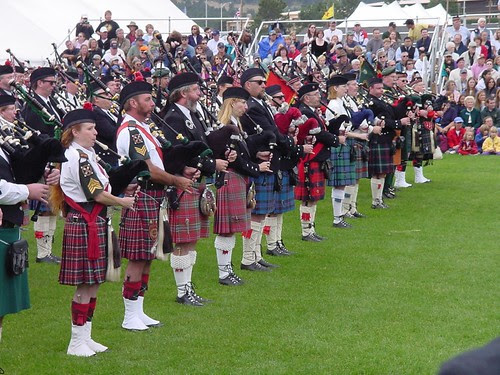 Massed Bands 6Sep03