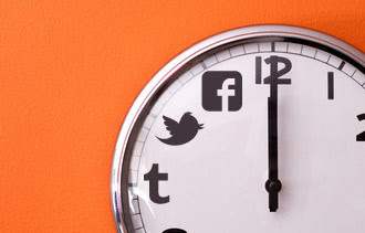 5 most sucessfull social networks and the best & worst time to post on it