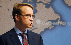 Dr Jens Weidmann, President of the Deutsche Bu...