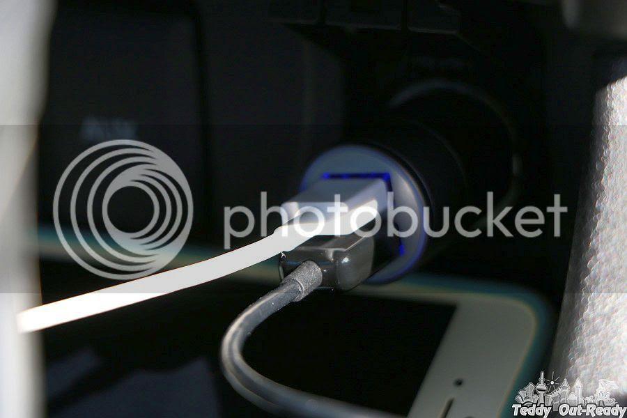 Meago Dual USB Ports