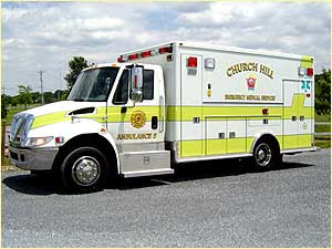 English: Ambulance 5