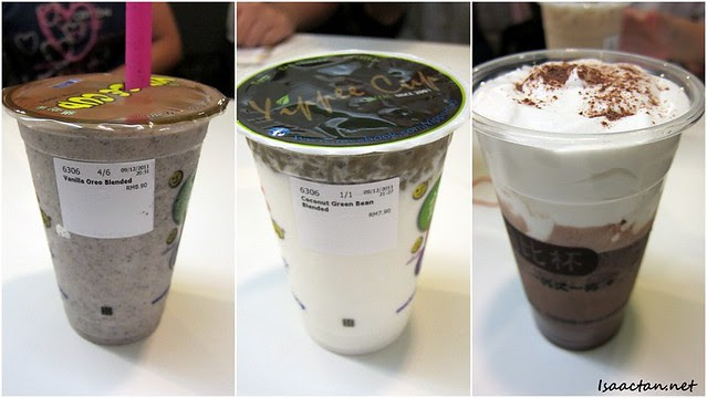 Yippee Cup Bubble Tea Drinks