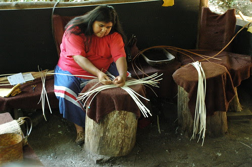 Basketweaving