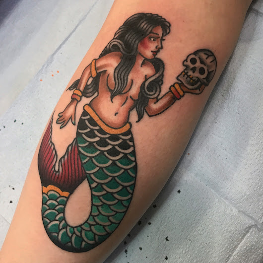 Some more lady tattoos! | Minneapolis Tattoo Shop in MN