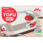 Mori Nu Silken Tofu, Soft ‐ 12 Ounce - PACK OF 24