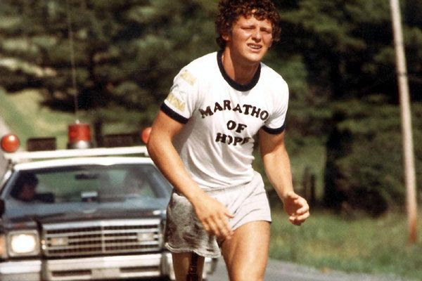 Terry Fox... (PHOTO D'ARCHIVES)