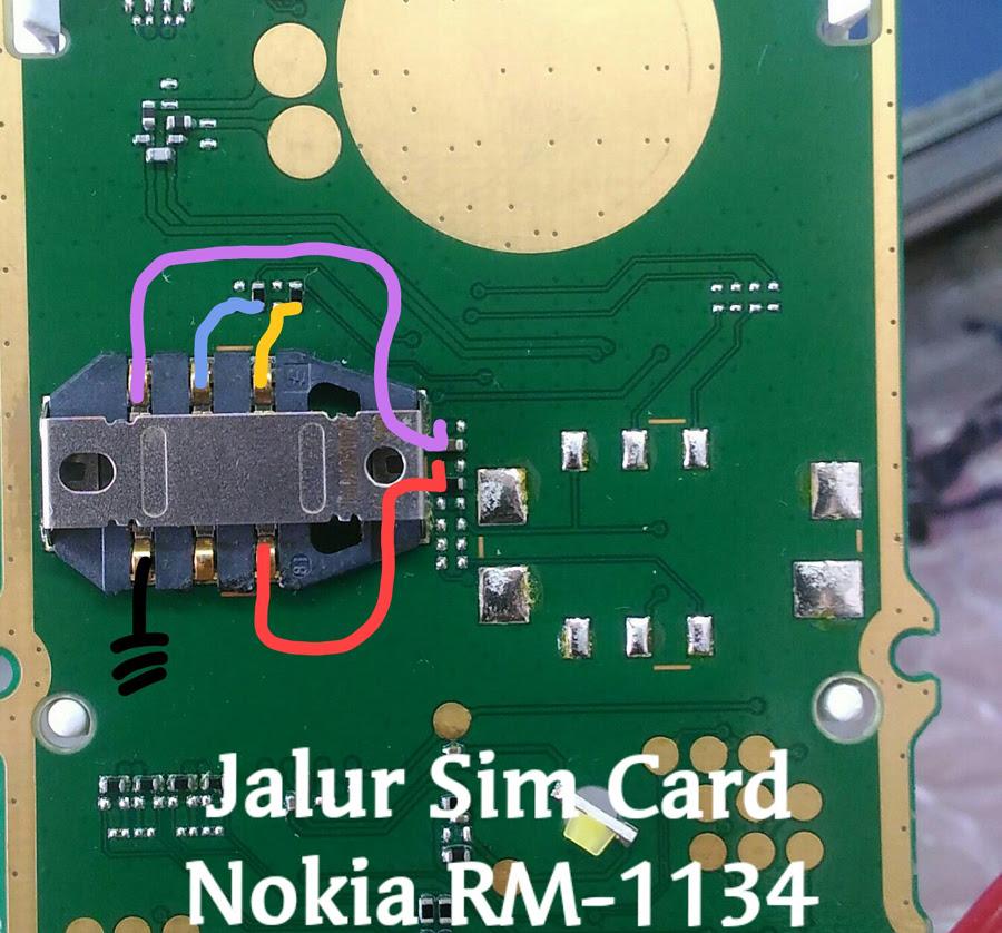 Nokia 105 insert sim card solution ways jumper