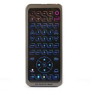All In One Remote Control Code Check Out The Sharper Image Smart