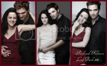 Rob and Kristen - Look Back 2011