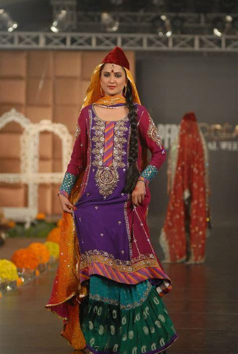 Maria B Famous Designer Bridal Dresses Collection 2012