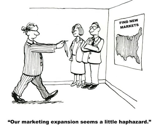 Business Musings: Expand Your Target Audience 3: Aggressive Growth (Branding/Discoverability)