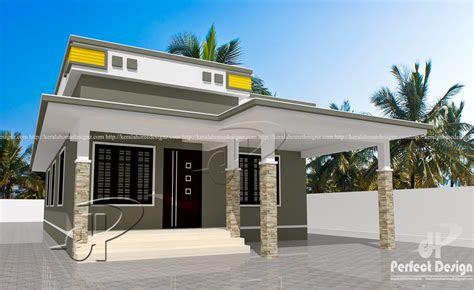 sq ft simple home design kerala home design