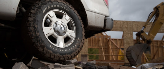 If you drive off-road there is a new tire for you - Auto Transport Association