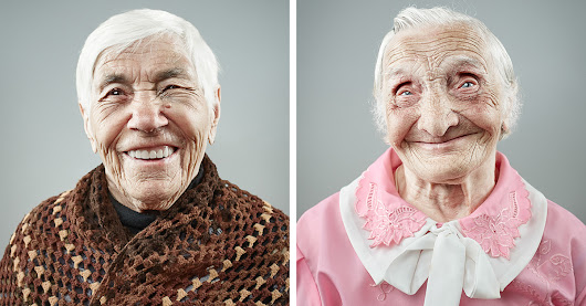 Heartwarming Photos of Seniors Smiling Show There's No Age Limit to Feeling Joy