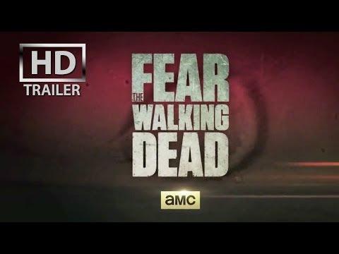 Nova série Fear the Walking Dead + Lançamento do livro Declínio
