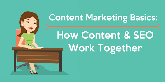 Content Marketing Basics: How Content & SEO Work Together | Thrive