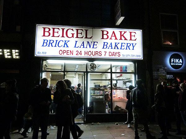 brick lane bakery