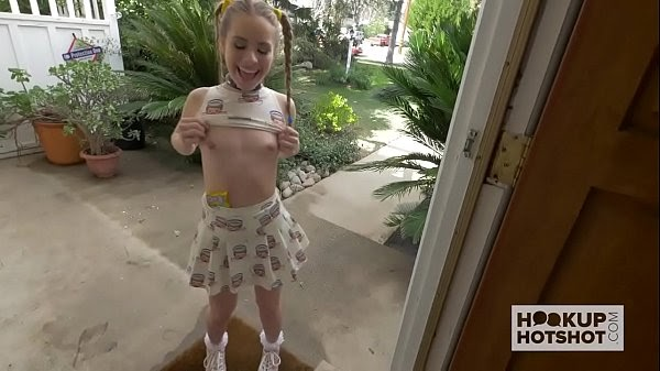 Petite Teen Meets Up With Guy From The Internet - Brazzers69.com