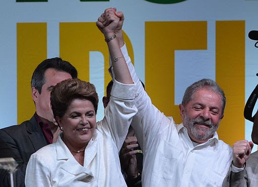 Breaking news on Brazil political crisis 2015-16