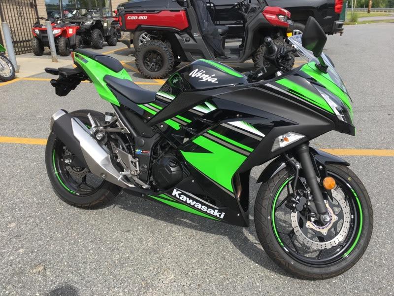 2017 Kawasaki Ninja 300 Krt Abs For Sale In North Chelmsford