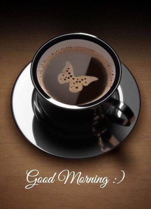Coffee Art Good Morning Pictures Photos And Images For Facebook