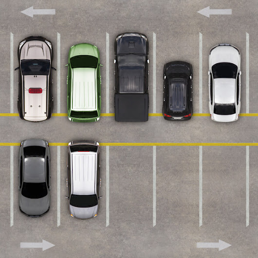 Avoid a Parking Lot Accident with These Tips | CARPROOF