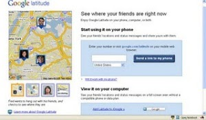 Tech Gadgets: Google Latitude