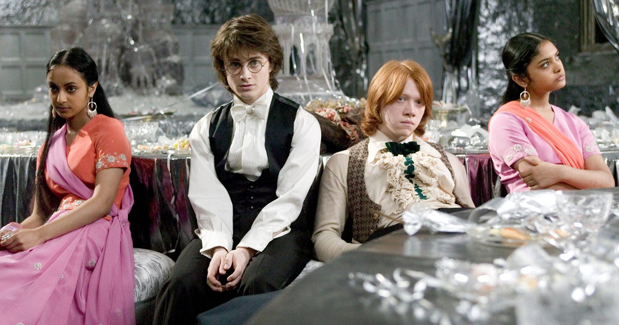 via0.com - Harry Potter Valentine's Day Dinner Hogwarts London
