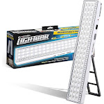 Bell + Howell Rechargeable Weather Proof Super Bright LED Portable Light Bar, White (New Open Box)