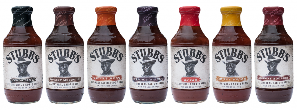 High-res Bottle sauce lineup