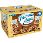 Famous Amos Chocolate Chip Cookies - 42 pack, 2 oz each