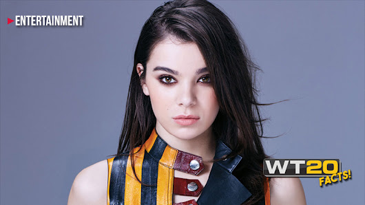 WT20FACTS: Hailee Steinfeld will play the lead in the 'Transformers' prequel, 'Bumblebee'
