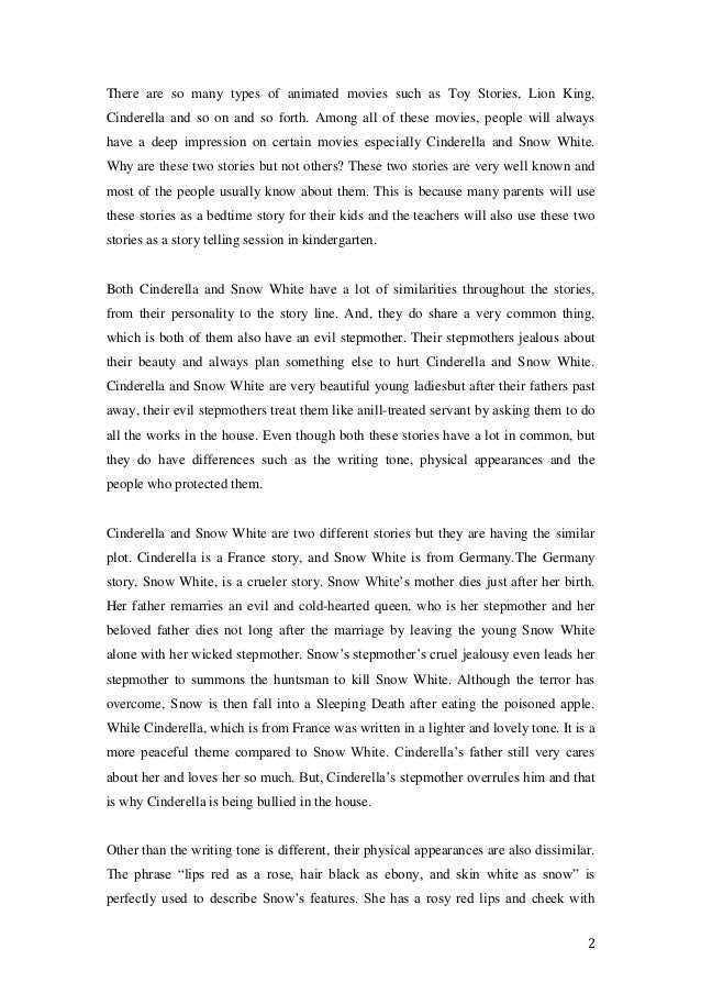 how to write a comparative essay on two books