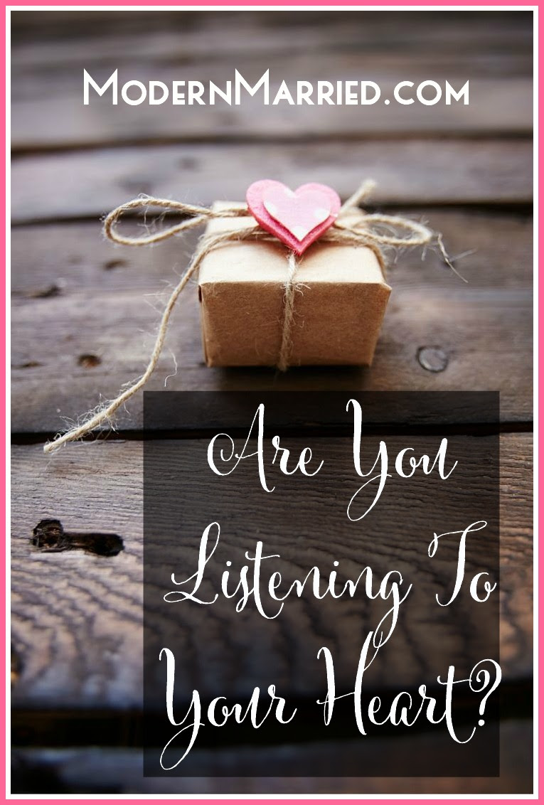Are You Listening To Your Heart