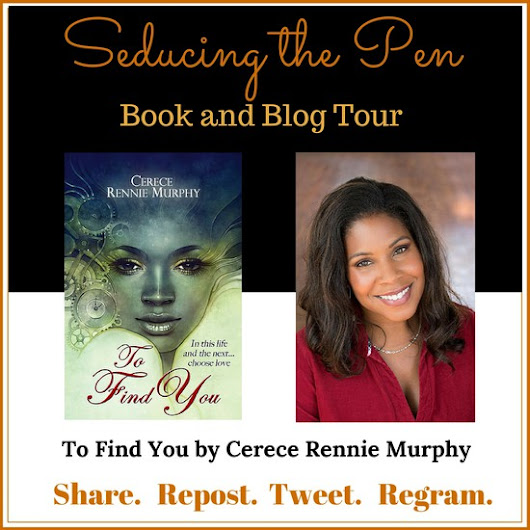 Welcome Cerece Rennie Murphy of the Seducing the Pen Tour