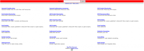 Chipmunk Directory