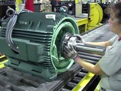 Rebobinamento De Motores Eletricos Motores Eletricos
