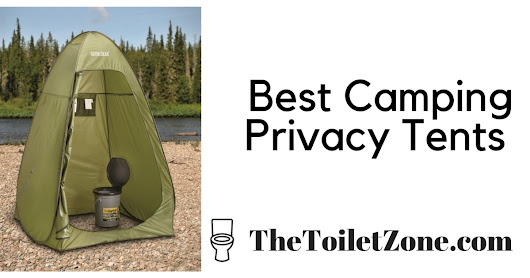 Best Camping Shower Privacy Tents & Shelters | The Toilet Zone